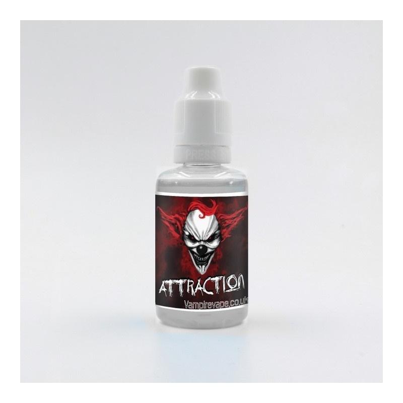 Aromat Vampire Vape 30ml - ATTRACTION - 1 -  - 44,99zł