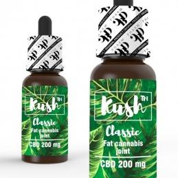 Liquid Kush™ Standard CBD 200mg 10ml - Classic - 1 -  - 29,99zł