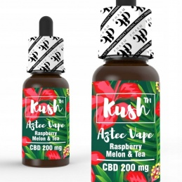 Liquid Kush™ Standard CBD 200mg 10ml - AZTEC VAPE - 1 -  - 29,99zł
