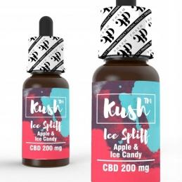 Liquid Kush™ Standard CBD 200mg 10ml - ICE SPLIFF - 1 -  - 23,99zł