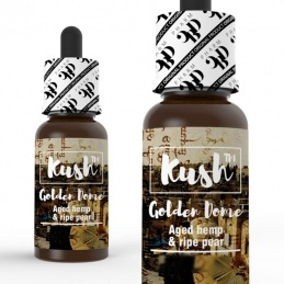 Liquid Kush™ Standard CBD 200mg 10ml - GOLDEN DOME - 1 -  - 23,99zł