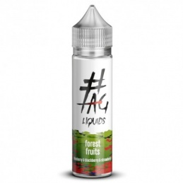 Premix Hash Tag 50ml - FOREST FRUITS - 1 -  - 22,99 zł