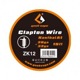 Drut GEEKVAPE Clapton Wire KA1/26ga+32ga - 1 -  - 39,99zł