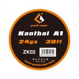 Drut GEEKVAPE Kanthal - KA1/24ga*30FT - 1 -  - 13,99zł