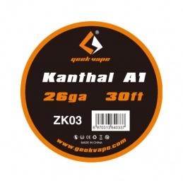 Drut GEEKVAPE Kanthal - KA1/26ga*30FT - 1 -  - 13,99zł