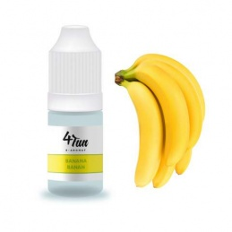 Aromat 4Fun 10ml - Banan - 1 -  - 8,99 zł