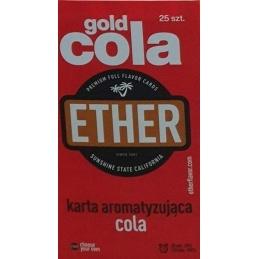 Karta/wkładka aromatyzująca ETHER - Cola - 1 -  - 1,39zł