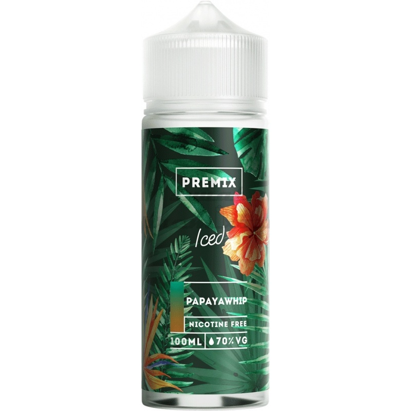 Premix Papayawhip 100ml - Iced - 1 -  - 49,99zł