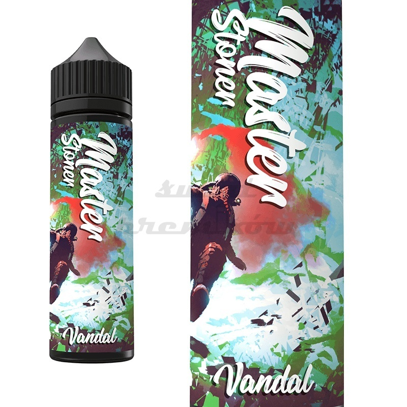 Liquid Kush™ Master Stoner CBD 300mg 40ml - VANDAL - 1 -  - 27,59zł