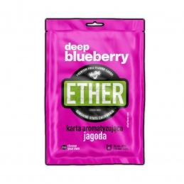 Karta/wkładka aromatyzująca ETHER - JAGODA - 3 -  - 1,39zł