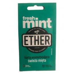 Karta/wkładka aromatyzująca ETHER - Świeża mięta - 1 -  - 1,39zł