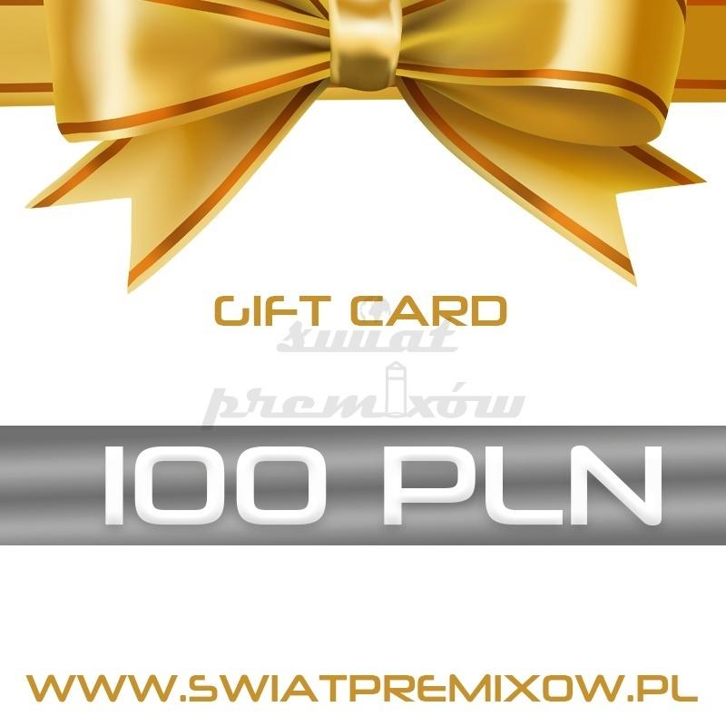 Karta podarunkowa 100 zł - 1 -  - 100,00zł