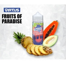 Premix Virtus 80ml - Fruits of Paradise - 1 -  - 14,99 zł