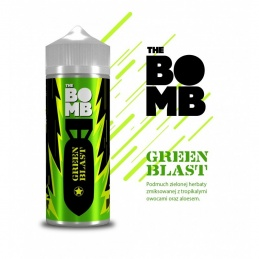 Premix THE BOMB 80ml - Green Blast - 1 -  - 18,89 zł