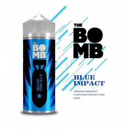 Premix THE BOMB 80ml - Blue Impact - 1 -  - 18,89 zł