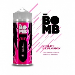 Premix THE BOMB 80ml - Violet Explosion - 1 -  - 18,89 zł
