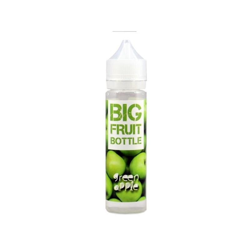 Premix BIG FRUIT BOTTLE 40ml - Green Apple - 1 -  - 19,00zł