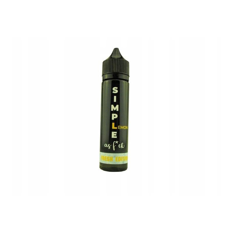 Premix Simple As F*ck 40ml - Lemon - 1 -  - 17,99zł