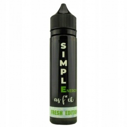Premix Simple As F*ck 40ml - Energy - 1 -  - 17,99zł
