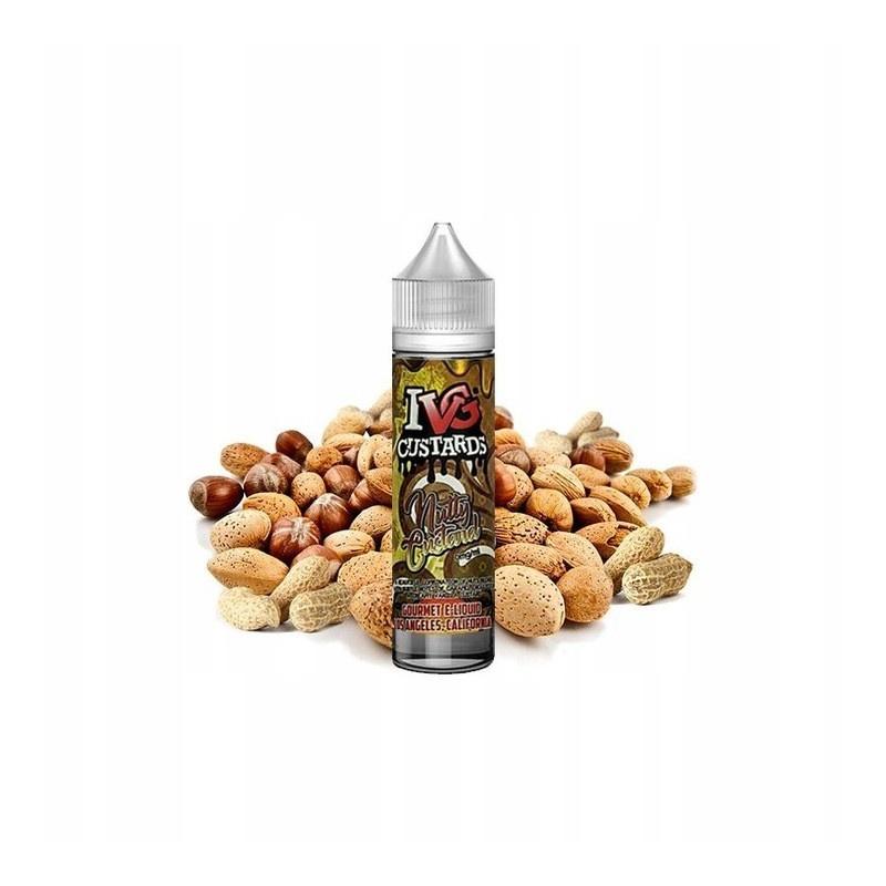 Premix IVG Premium 50ml - Nutty Custard - 1 -  - 49,99zł