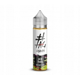 Premix Hash Tag 50ml - ACID FRUITS - 1 -  - 22,99 zł