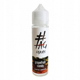 Premix Hash Tag 50ml - GREJPFRUIT CANDY - 1 -  - 22,99 zł